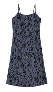 Four-in leopard maxi dress 洋裝