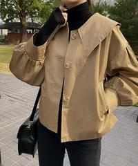 Howl Balloon Fit Jacket-2color