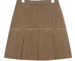 MORENTA SET-UP PLEATS MINI SKIRT