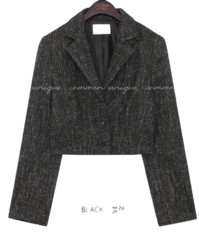 MORENTA SET-UP SINGLE JACKET