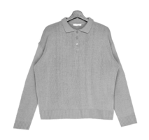 Low over collar knit