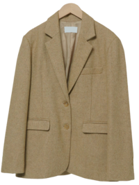 Ordinary Single Wool Jacket 夾克外套