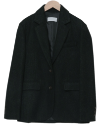 Ordinary Single Wool Jacket ジャケット