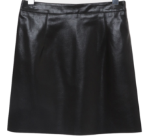 Hepburn Banding Leather Mini Skirt 裙子