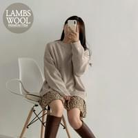 Urban Lamb Round Knit