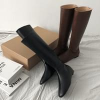 Interpolly long boots