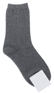 Color Plain Socks