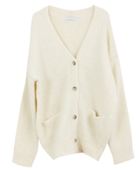 Lover Boxy Cardigan