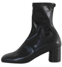 Round Ankle Boots