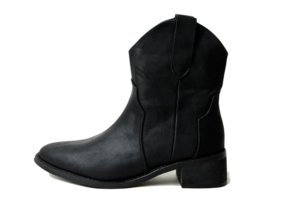 Bisea Western Ankle Boots 4cm