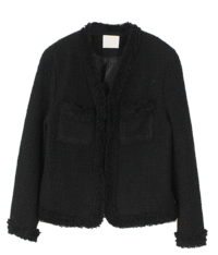 Glow Tweed Jacket