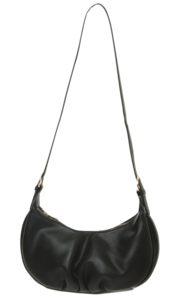 Holic Shirring Hobo Shoulder Bag