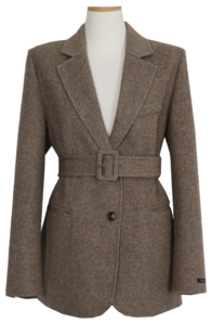 #MADEAWAB:_The 4th handmade coat for you-wool80%/twill