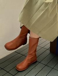 Binz Square Middle Boots
