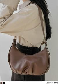 MINAO LEATHER SHOULDER BAG