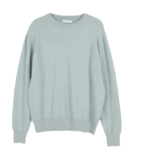 Once Cashmere Crew Neck Knit
