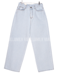 Manny wide denim trousers