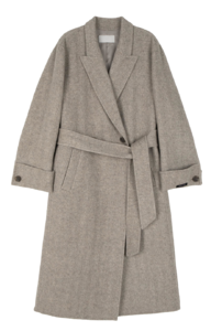 Florence Double Handmade Long Coat