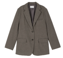 Raul wool single blazer