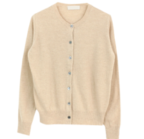 Maple Cashmere Cardigan 開襟衫