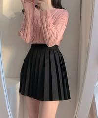 Self-made ♥ All-day pleated pleated skirt