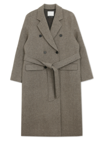 Herringbone Double Handmade Coat