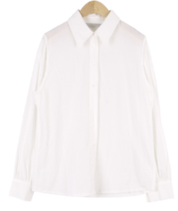 Menderin collar shirt