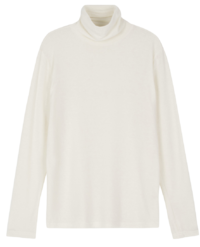 Mer warmer turtleneck top