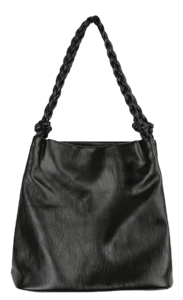 Hubble twisted square shoulder bag