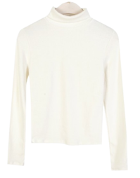 1+1♥Line Turtleneck T