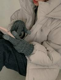 D.O. Twister Touch Knit Gloves