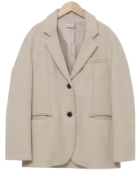 Urban Balloon Wool Jacket
