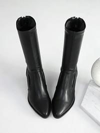Army Socks Middle Boots 6cm