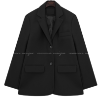 BUILD WOOL SINGLE JACKET