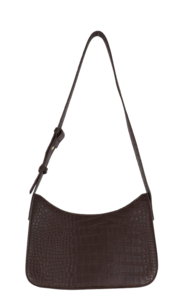 Brow shoulder bag
