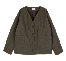 Dewin cararis short coat