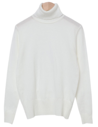 Castella Daily Turtleneck Knitwear