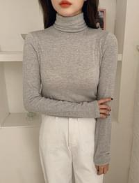 Ad Angora Turtleneck T