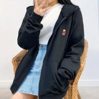Teddy Daily Hooded Zip Up