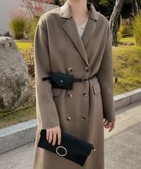 Rapid Belt Bag Coat-2color
