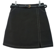 Cotton Split Stitch Skirt