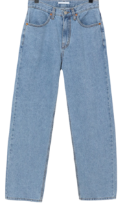 Like Wide Date Denim Pants