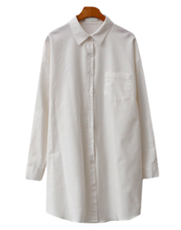 Ross Fleece-lined long shirt