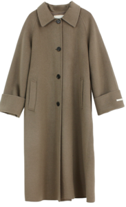 (Hand Made) Genard Hand Coat