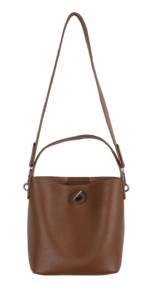 Lisa Hall bucket shoulder bag