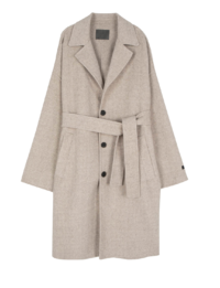 Reben Overfit Handmade Long Coat
