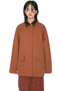 Under quilted parka coat