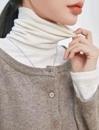 Melanie wool Turtleneck T-shirt