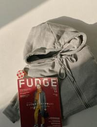 Sugar daily Fleece-lined hooded zip-up