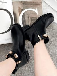 Seched Chelsea ankle boots 4cm